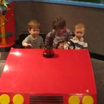 Cousins - Jax, Mattias and Magnus
